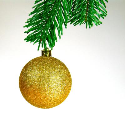 Weihnachtskugel (© GG-Berlin / pixelio.de)